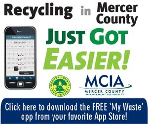 Mercer County Improvement Authority My Waste App
