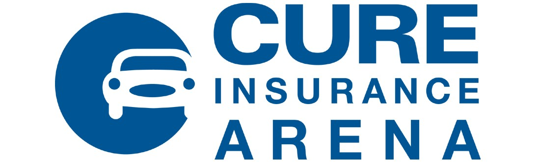 CURE Insurance Arena logo