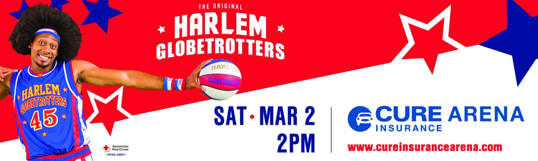 Harlem Globetrotters photo.